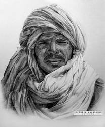 Bedouin by LazzzyV