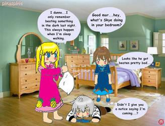 Harvest Moon:Skye got beaten by Pikaspirit