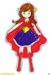 Wonder Woman Costume Contest by Pikaspirit
