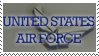 U.S. Air Force - Stamp by Hischar