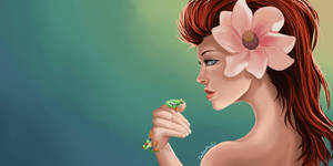 Frog Queen? by AgentHojo