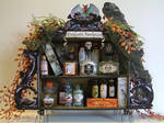 Witches Apothecary by ArtfullyMusing