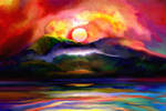 fire sun activity by creapicform
