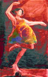 mysterious june balances by creapicform