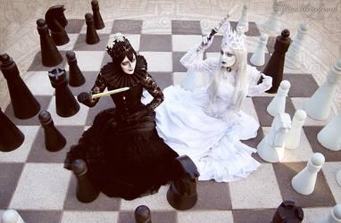 Chess by tanuki-chan