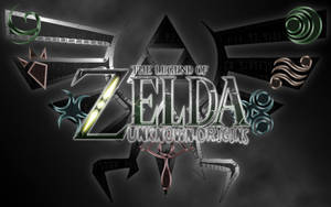 The Zelda UO Logo COMPLETE by ScootWHOOKOS