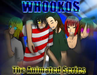 WHOOKOS Animated Series Poster by ScootWHOOKOS