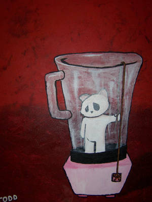 Life in a Blender by TheholyPope