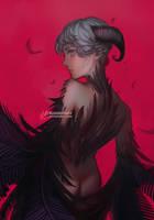 Raspberry Gloom by BloodlineV