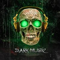 Dark Music Album Design by somnathphotography