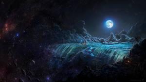 Goodbye Moonlight by Matkraken