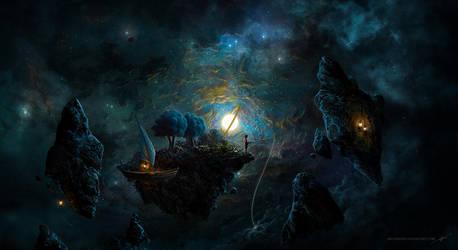 The Dreamcatcher by Matkraken
