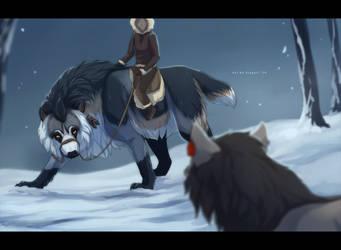 Rite of Knowledge - Badger by Singarl