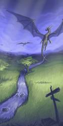 Plains 1 by Chromamancer