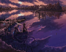 Daydream Visit by Chromamancer