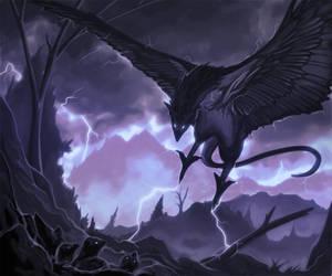 Thunderbird Returns by Chromamancer