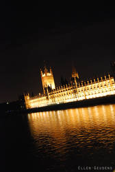 House of Parliament by IlaToujours