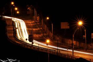 Hot road by unkmihai