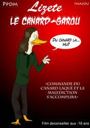 Lizete le canard garou XDDDDDD by Imalou