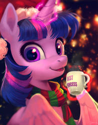Sparkling lights by Imalou