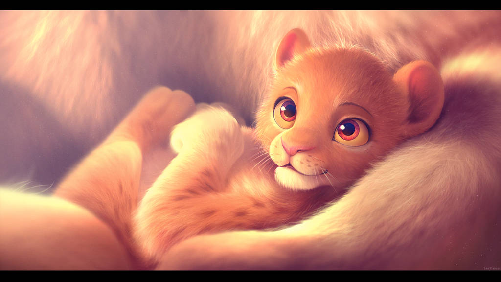 Lion King by Imalou