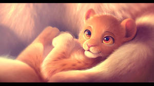 Lion King by Imalou