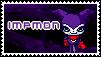 Stamp Impmon by LUIAR