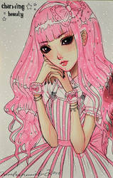 momoiro Lolita by moral-extremist