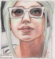 Mint Blonde by LynnGommans