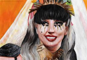 Warrior Queen by LynnGommans