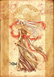Shiroi by stkosen