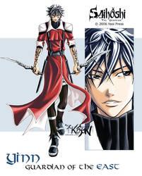 Yinn Character Sheet by stkosen