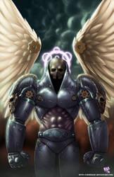 The Reaper's Envoy by chimeraic
