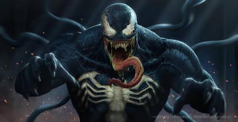 Venom by chimeraic