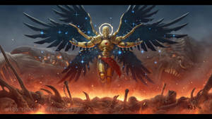 Divine Devastation by chimeraic