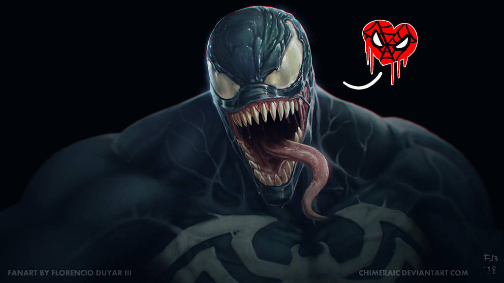 Venom WIP by chimeraic