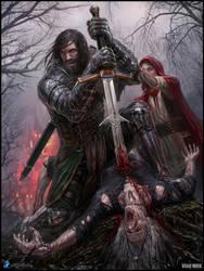 Knight reg by VladMRK