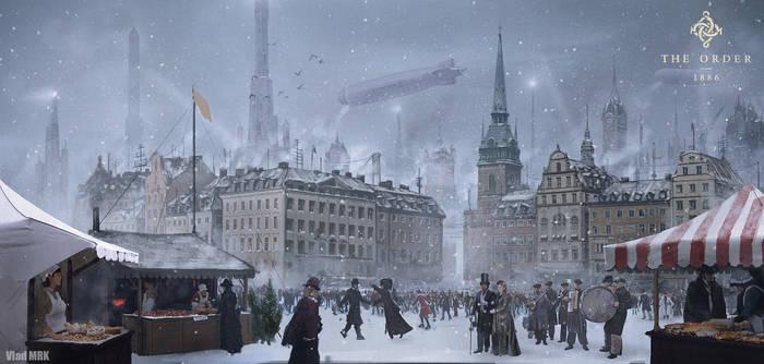 Stockholm by VladMRK