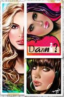 Eva, Danni and Carmen by MaRge-KinSon by stvkar