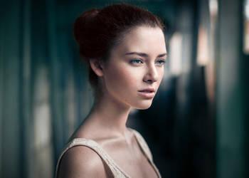 Anna Zabolotskaya by cbyn