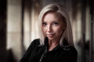 Mari Gairkhanova by cbyn