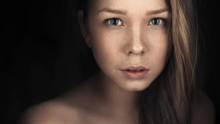 Kristina Shershunova 3 by cbyn