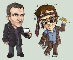 More Doctors by amasugiru