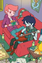 Adventure Bros by amasugiru