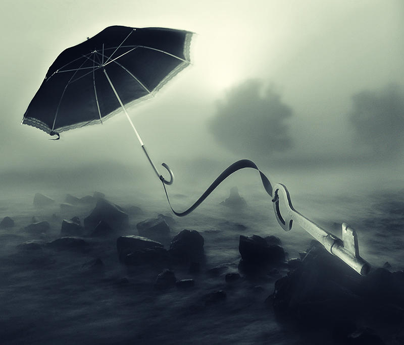 Hope Floats Away by RGDart