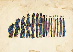 Barcode Evolution by RGDart