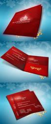 wedding invitation by xishan1