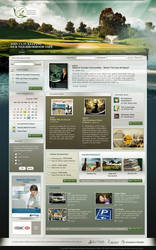 TRA Website by weathered83