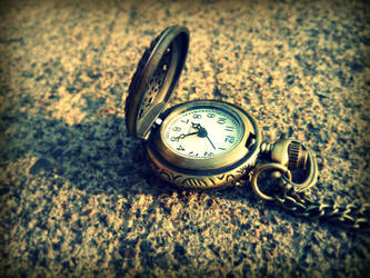 Importance of Time by JadeMauriana