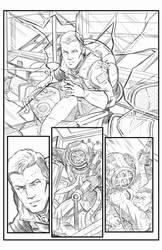 Divebomb page 2 for Pilot Studios Pencils by me by joriley